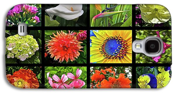 Calla Lilly Galaxy S4 Cases - Flower Favorites Galaxy S4 Case by Gwyn Newcombe