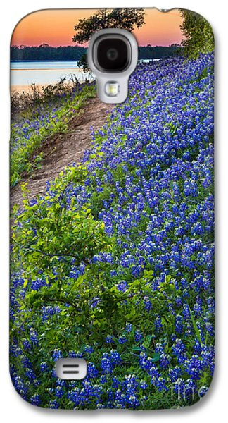 Mounds Galaxy S4 Cases - Flower Mound Galaxy S4 Case by Inge Johnsson