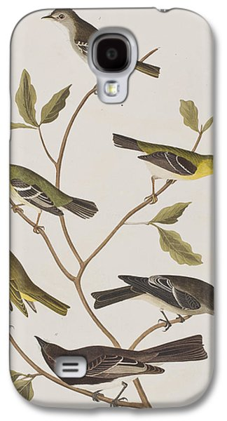 Fly Catchers Galaxy S4 Case by John James Audubon