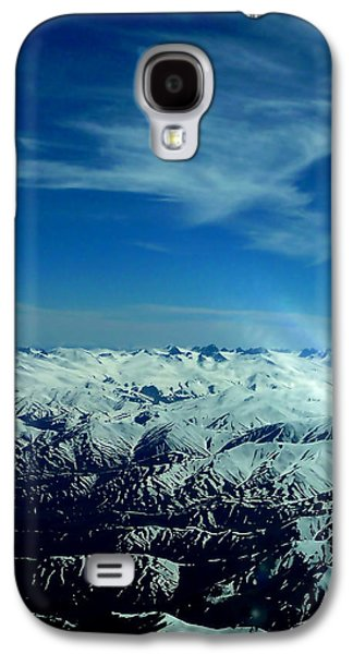 Nature Abstract Galaxy S4 Cases - Flying Angel Galaxy S4 Case by Anna  Duyunova