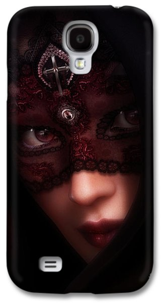 Follow Me Gothic Romance Galaxy S4 Case by Shanina Conway