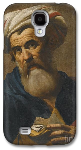 Follower Of Matthias Stomer  Galaxy S4 Case by MotionAge Designs
