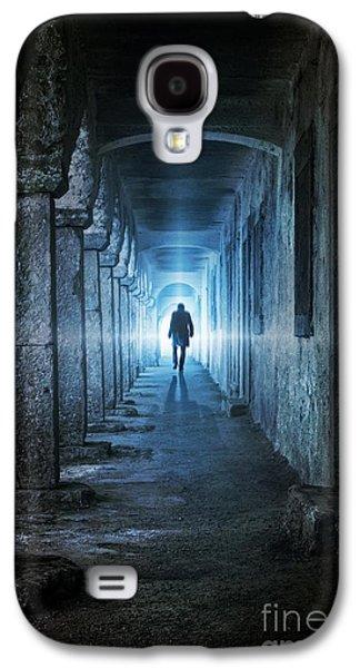 Following The Light Galaxy S4 Case by Carlos Caetano