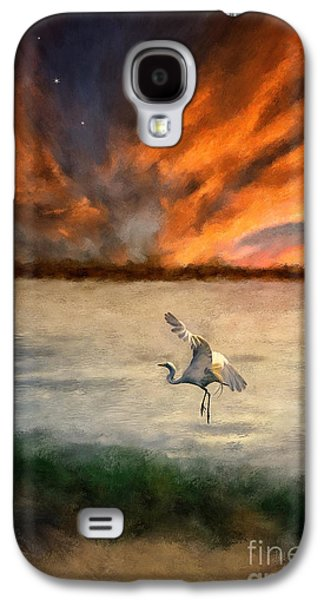 For Just This One Moment Galaxy S4 Case by Lois Bryan