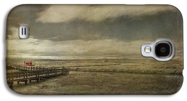 For The Lonely Souls Galaxy S4 Case by Laurie Search