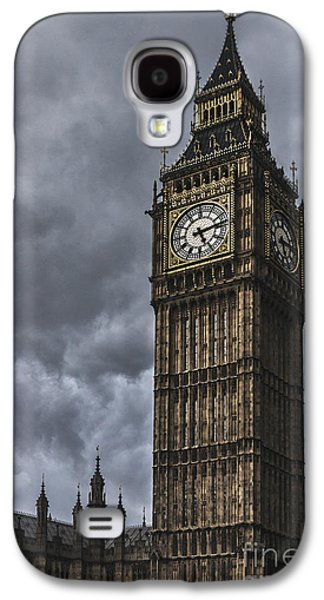 Storm Prints Photographs Galaxy S4 Cases - Foreboding Galaxy S4 Case by Andrew Paranavitana