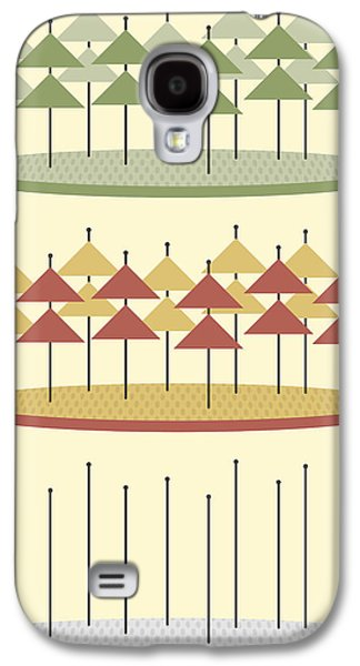 Forest - 2 Galaxy S4 Case by Finlay McNevin