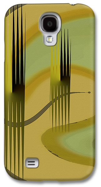 Ben Gertsberg Digital Art Galaxy S4 Cases - Forest Galaxy S4 Case by Ben and Raisa Gertsberg