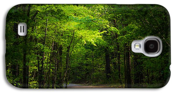 Forest Path Galaxy S4 Case by Parker Cunningham