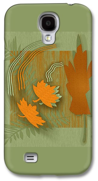 Forever Leaves Galaxy S4 Case by Ben and Raisa Gertsberg