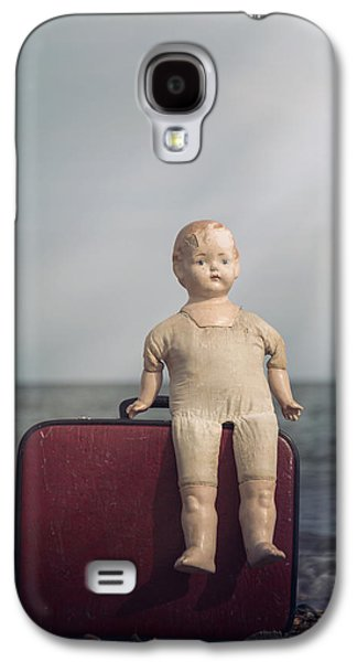 Doll Galaxy S4 Cases - Forgotten Childhood Galaxy S4 Case by Joana Kruse
