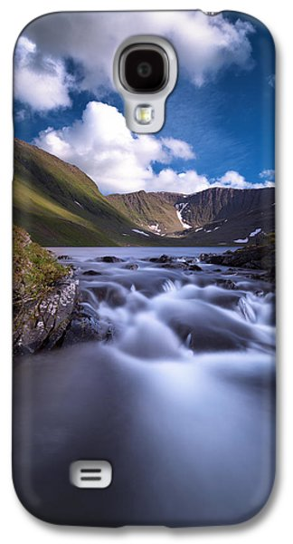 Norway Galaxy S4 Cases - Fossvatnet Galaxy S4 Case by Tor-Ivar Naess