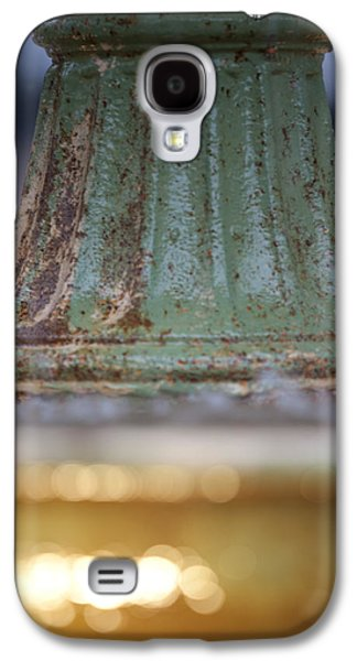 Abstract Fountain Galaxy S4 Cases - Fountain II  Galaxy S4 Case by Dustin K Ryan