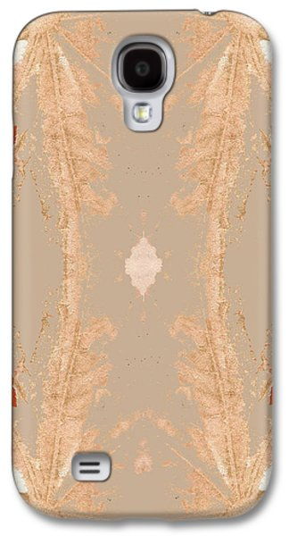 Abstract Nature Galaxy S4 Cases - Four Leaves Galaxy S4 Case by Daniel Westervelt