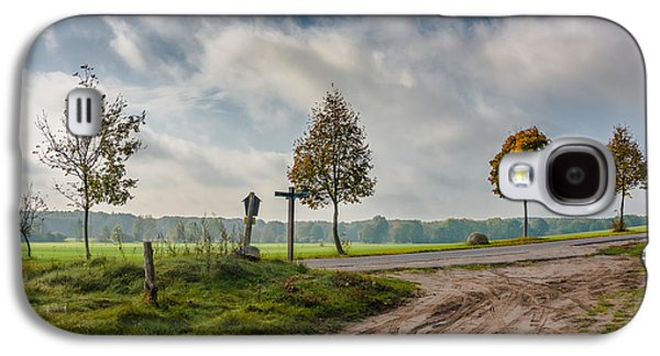 Four On The Crossroads Galaxy S4 Case by Dmytro Korol
