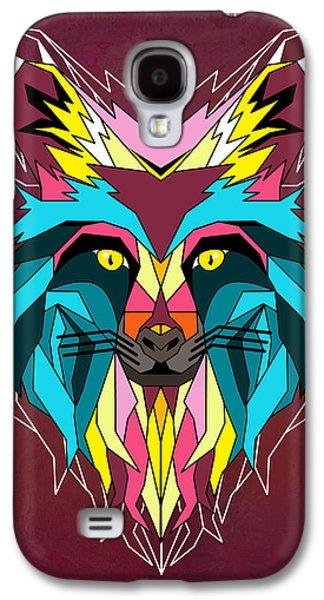 fox Galaxy S4 Case by Mark Ashkenazi