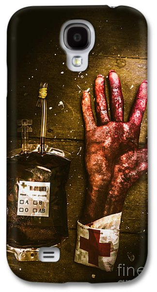 Frankenstein Transplant Experiment Galaxy S4 Case by Jorgo Photography - Wall Art Gallery