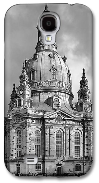 Deutschland Galaxy S4 Cases - Frauenkirche Dresden - Church of Our Lady Galaxy S4 Case by Christine Till
