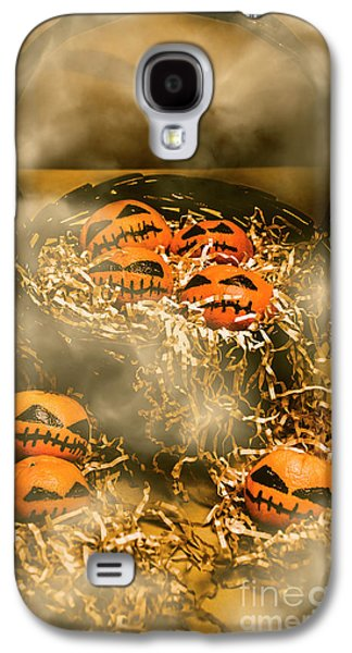 Freaky Halloween Fruits Galaxy S4 Case by Jorgo Photography - Wall Art Gallery
