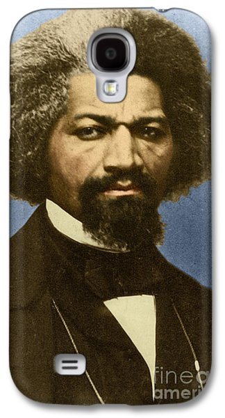 Frederick Douglass Galaxy S4 Case by Science Source