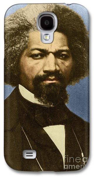 Slavery Galaxy S4 Cases - Frederick Douglass Galaxy S4 Case by Science Source