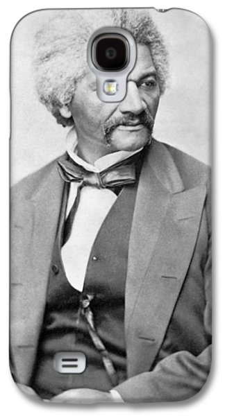 Frederick Douglass Galaxy S4 Case by War Is Hell Store