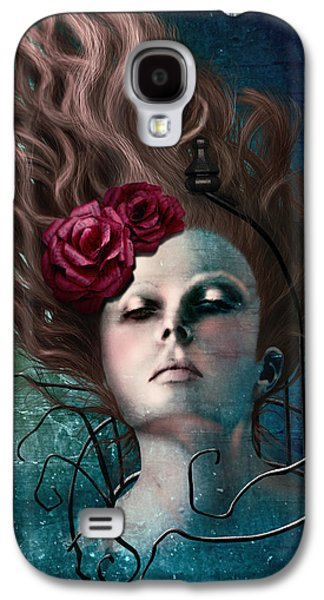 Cage Galaxy S4 Cases - Free Galaxy S4 Case by April Moen