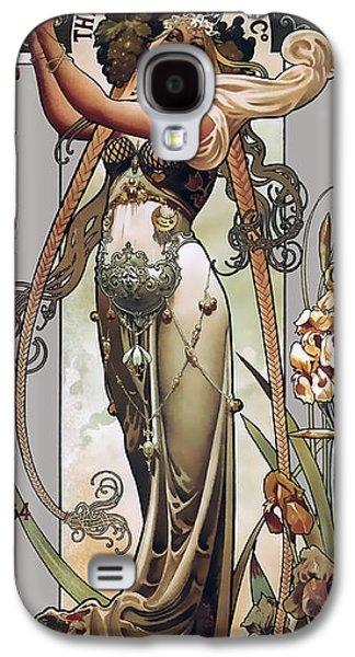 French Champagne 1864 Galaxy S4 Case by Daniel Hagerman