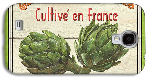 French Vegetable Sign 2 Galaxy S4 Case by Debbie DeWitt