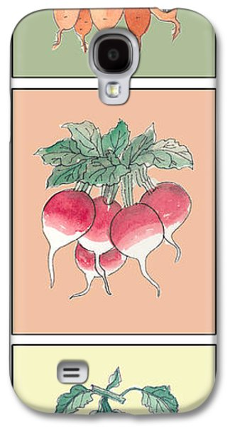 Fresh From The Garden Galaxy S4 Case by Arline Wagner