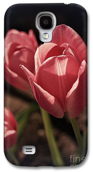 Friends Are Flowers In The Garden Of Life - Border Galaxy S4 Case by Frank J Casella