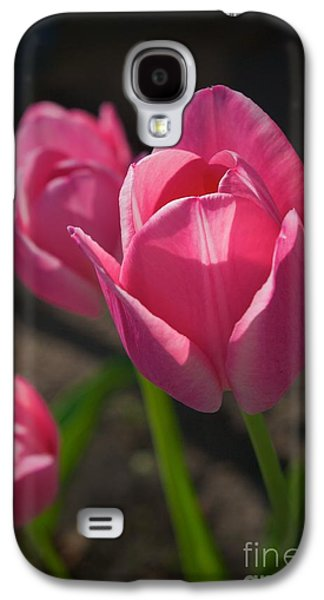Friends Are Flowers In The Garden Of Life Galaxy S4 Case by Frank J Casella