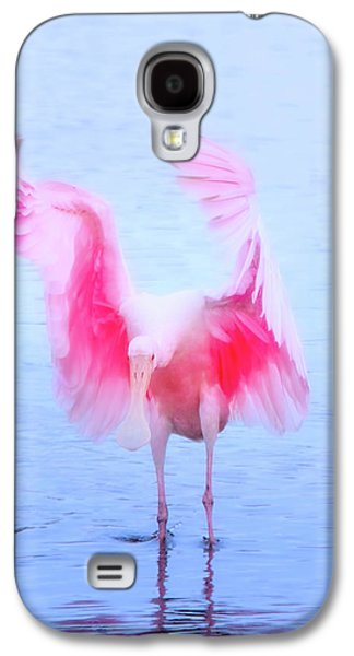 From The Heavens Galaxy S4 Case by Mark Andrew Thomas