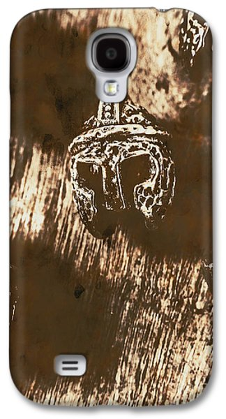From Warriors Of Past Galaxy S4 Case by Jorgo Photography - Wall Art Gallery