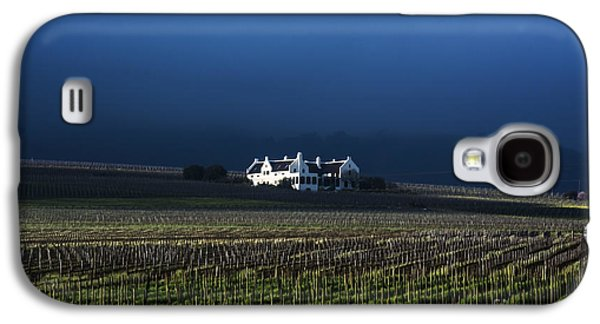 Contemplative Photographs Galaxy S4 Cases - From Water To Wine Galaxy S4 Case by Runaldo Ferre