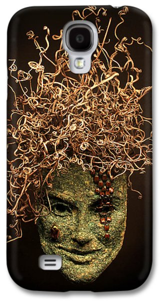 Figures Reliefs Galaxy S4 Cases - Frou-Frou Galaxy S4 Case by Adam Long