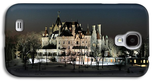 Frozen Boldt Castle Galaxy S4 Case by Lori Deiter