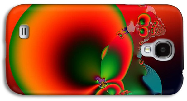 Abstract Forms Galaxy S4 Cases - Fruits of Labor Galaxy S4 Case by Solomon Barroa