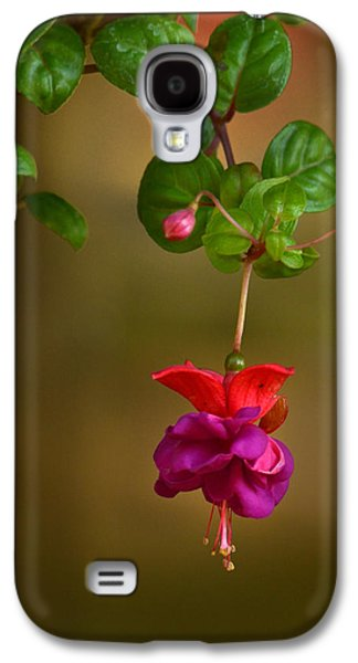 Fuchsia Galaxy S4 Case by Ann Bridges