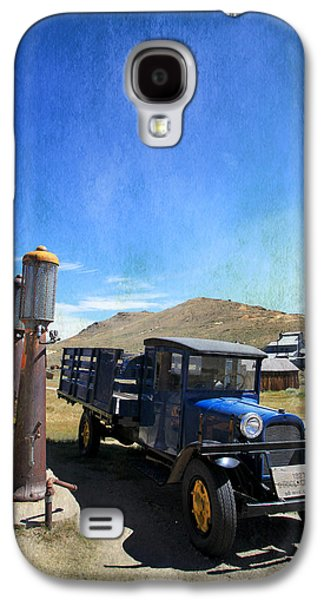 Fuelin' Up Galaxy S4 Case by Laurie Search