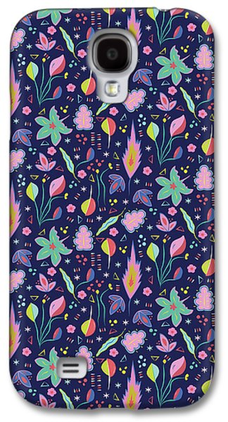 Fun In The Garden Galaxy S4 Case by Elizabeth Tuck
