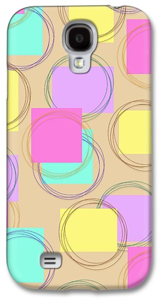 Pattern Digital Galaxy S4 Cases - Fusion Galaxy S4 Case by Francois Domain