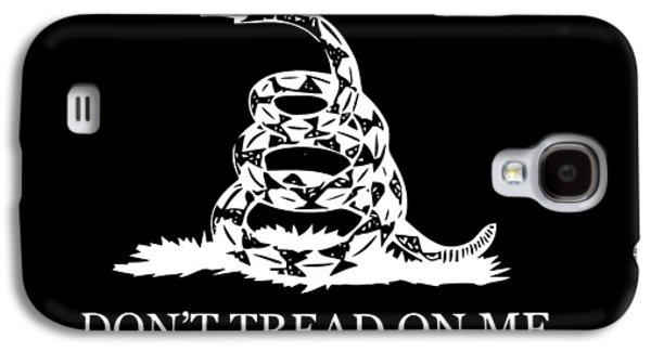 Gadsden Flag Galaxy S4 Case by War Is Hell Store