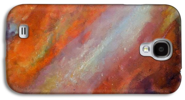 Best Sellers -  - Constellations Paintings Galaxy S4 Cases - Galaxy Galaxy S4 Case by Dragica  Micki Fortuna