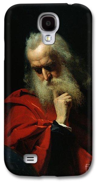 Galileo Galilei Galaxy S4 Case by Ivan Petrovich Keler Viliandi