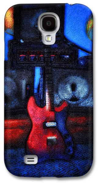 Jet Star Galaxy S4 Cases - Garage Rock Galaxy S4 Case by Bill Cannon
