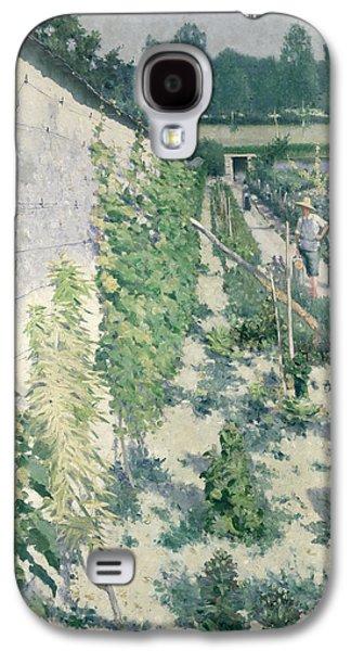 Garden In Grez Galaxy S4 Case by Karl Fredrick Nordstrom