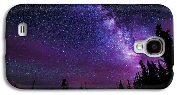 Gaze Galaxy S4 Case by Chad Dutson
