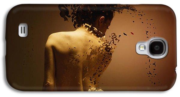 Girl Galaxy S4 Cases - Geisha Galaxy S4 Case by Bojan Jevtic