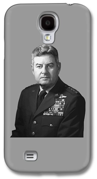 4th July Digital Galaxy S4 Cases - General Curtis Lemay Galaxy S4 Case by War Is Hell Store